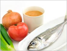 サラダデリマルゴの週替りスープ「魚のスープ 南仏風」