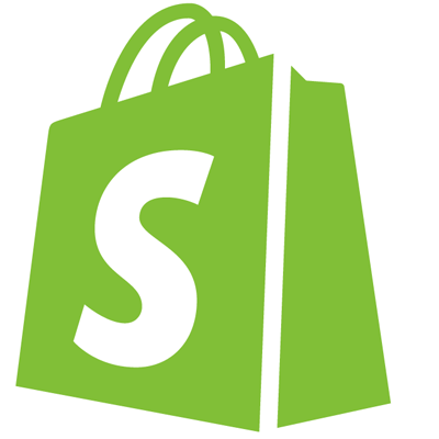 shopifyへのリンク